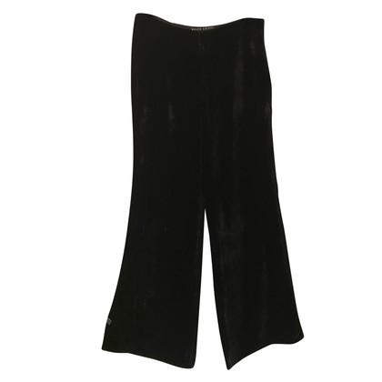 Ralph Lauren Velvet trousers.