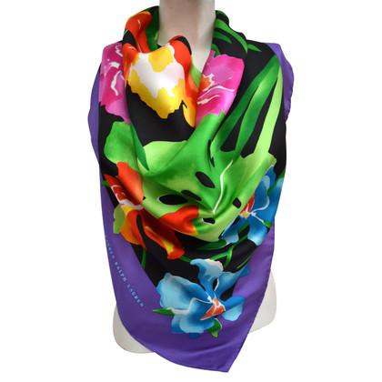 Ralph Lauren Silk scarf with pattern