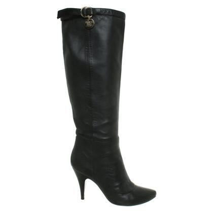 Patrizia Pepe Leather boots