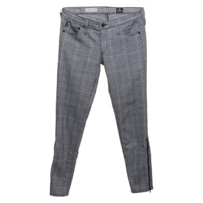 Adriano Goldschmied trousers in grey