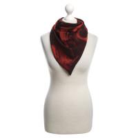 Gucci Silk cloth in red / black