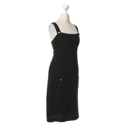 Chanel Zwarte brei jurk