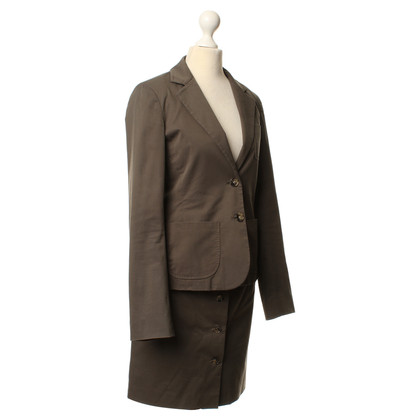 Theory Costume in khaki