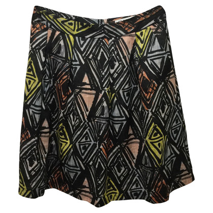 Clements Ribeiro Patterned skirt
