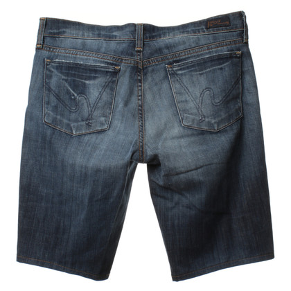 Citizens of Humanity Jeans shorts in blue