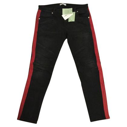 Pierre Balmain Military Skinny Pants