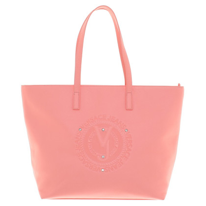 Armani Jeans Shopper en rose