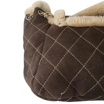 Chanel Flap Bag aus Lammfell/-leder