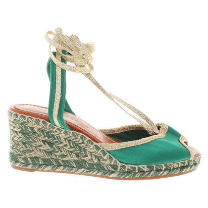 Marc Jacobs Espadrillas in verde
