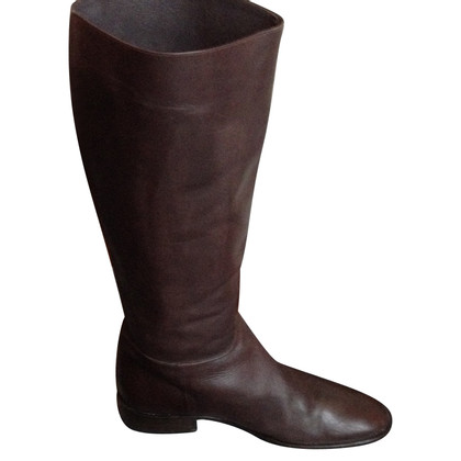 Max Mara MaxMara leather boots
