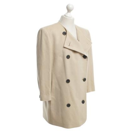 Akris cappotto di cachemire