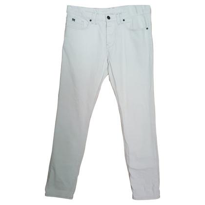 Michalsky Witte Boyfriend jeans
