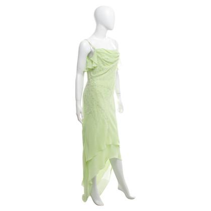 Versace Dress in light green