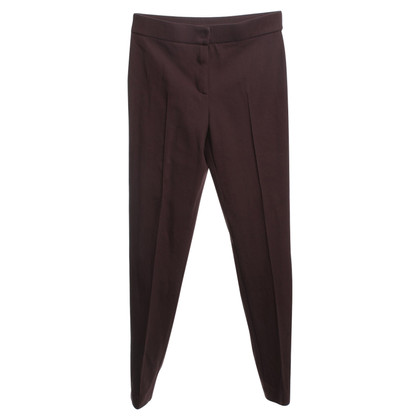 Akris trousers in Bordeaux