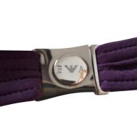 Armani Bikini purple