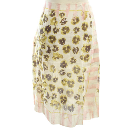 Paul Smith skirt made of linen