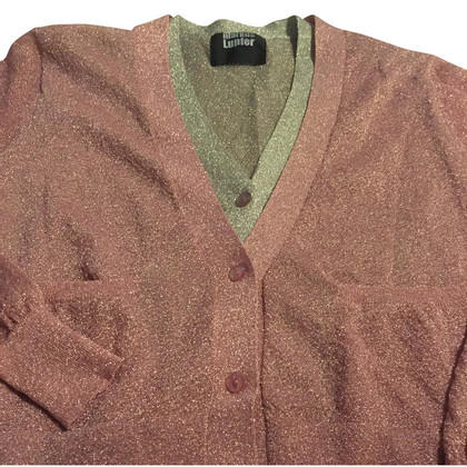 Markus Lupfer Cardigan with Lurexgarn