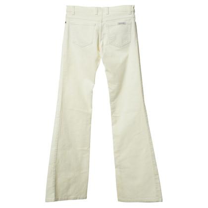 Sass & Bide Staking broek gemaakt van corduroy