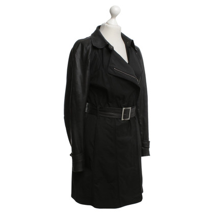 Marc Cain Coat in zwart