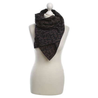 Louis Vuitton Scarf in virgin wool
