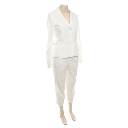 Strenesse Anzug in Weiß
