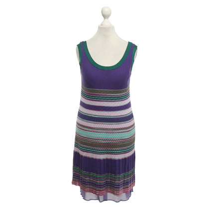 Missoni Colorfull knit dress