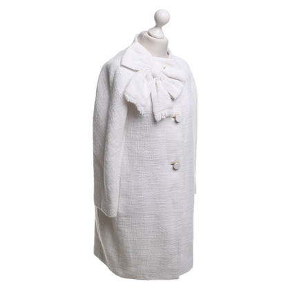Kate Spade Coat in white