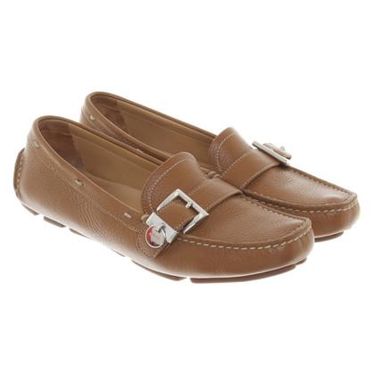 Prada Loafer in Braun