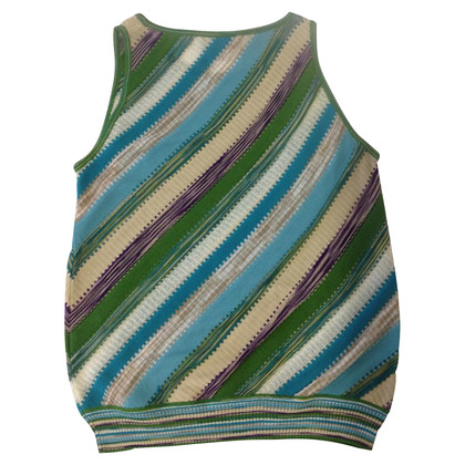 Missoni Top met lurex