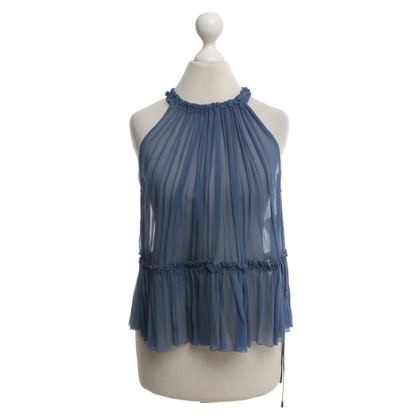 Dorothee Schumacher Silk in blauw