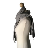Woolrich Scarf in light gray