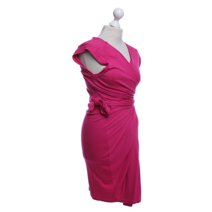 Hugo Boss Wrap dress in Prink