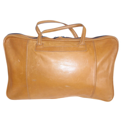 Loewe Travel bag in brown