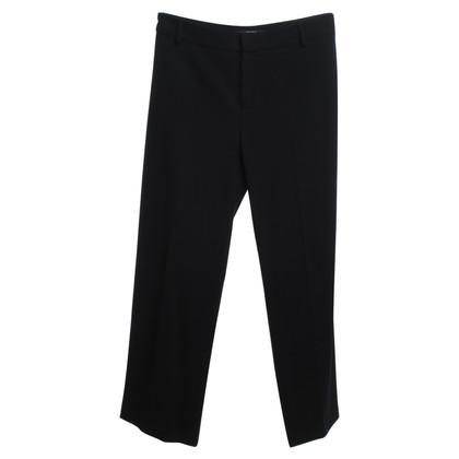 Max Mara trousers in black