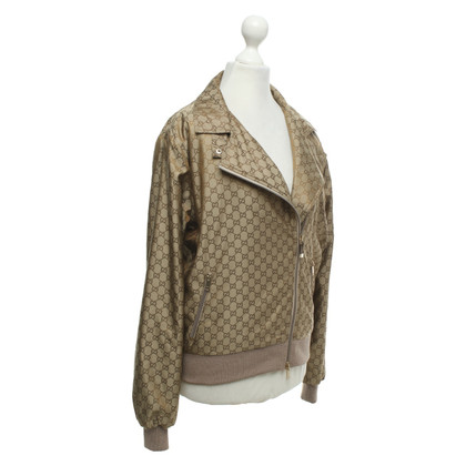 Gucci Blouson with Guccissima pattern