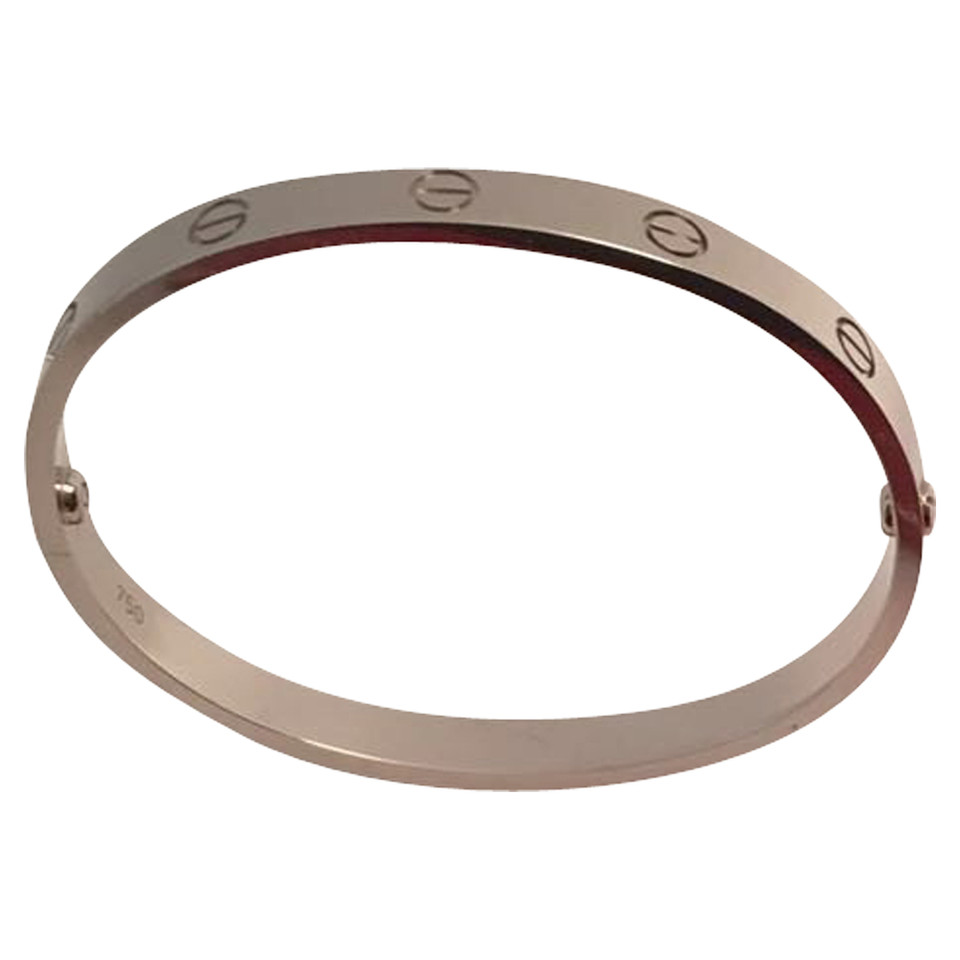"Cartier ""Love Bracelet"""