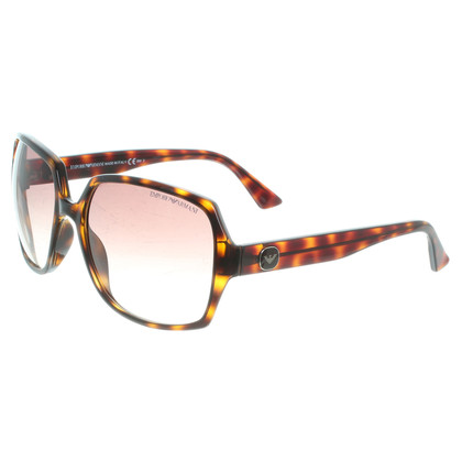 Armani Sunglasses in tortoise shell finish
