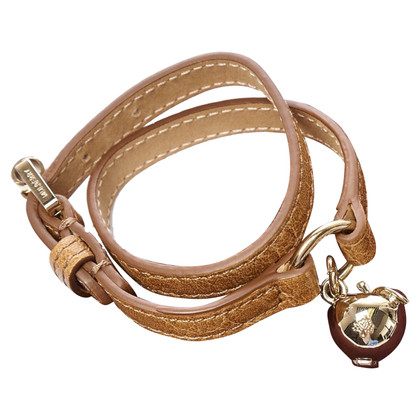 Mulberry Apple Double Wrap Bracelet