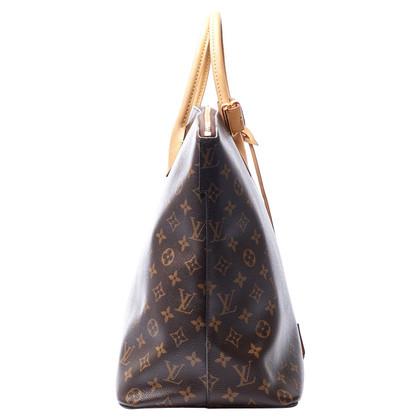 "Louis Vuitton ""Lockit GM Monogram Canvas"""