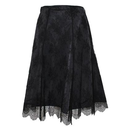 La Perla Lace skirt