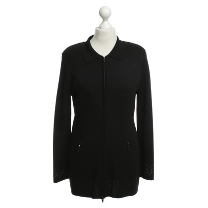 Escada Twinset in black