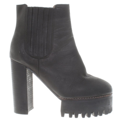Jeffrey Campbell Ankle boots in black