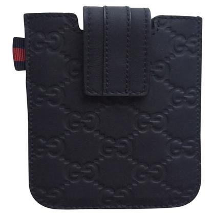 Gucci iPhone-Case in dark blue