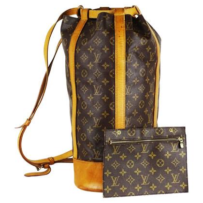 """Louis Vuitton """"Randonnée GM Monogram Canvas"""""""