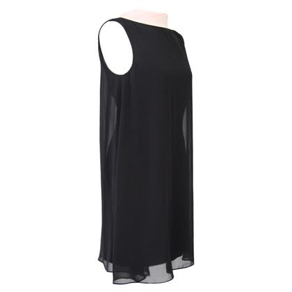 Ted Baker Tunika-Kleid in Schwarz