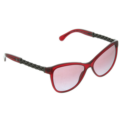 Chanel Occhiali da sole Cateye a Bordeaux