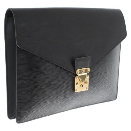 Louis Vuitton Aktenmappe aus Epileder