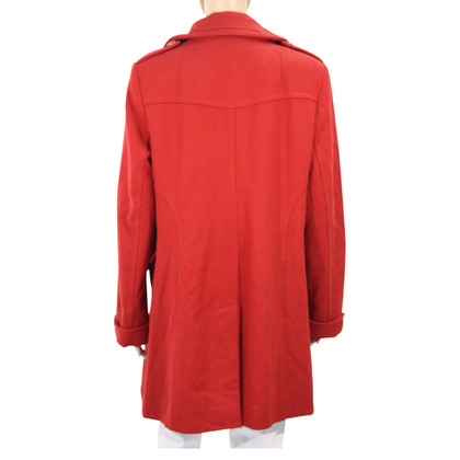 French Connection Coat in red