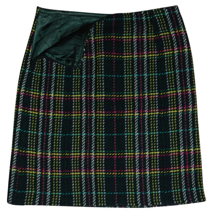 Max Mara Plaid skirt