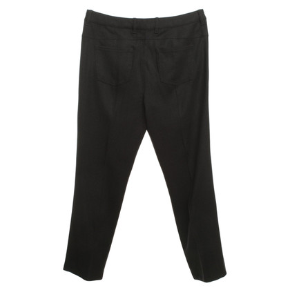 Escada Pants in Dark Grey